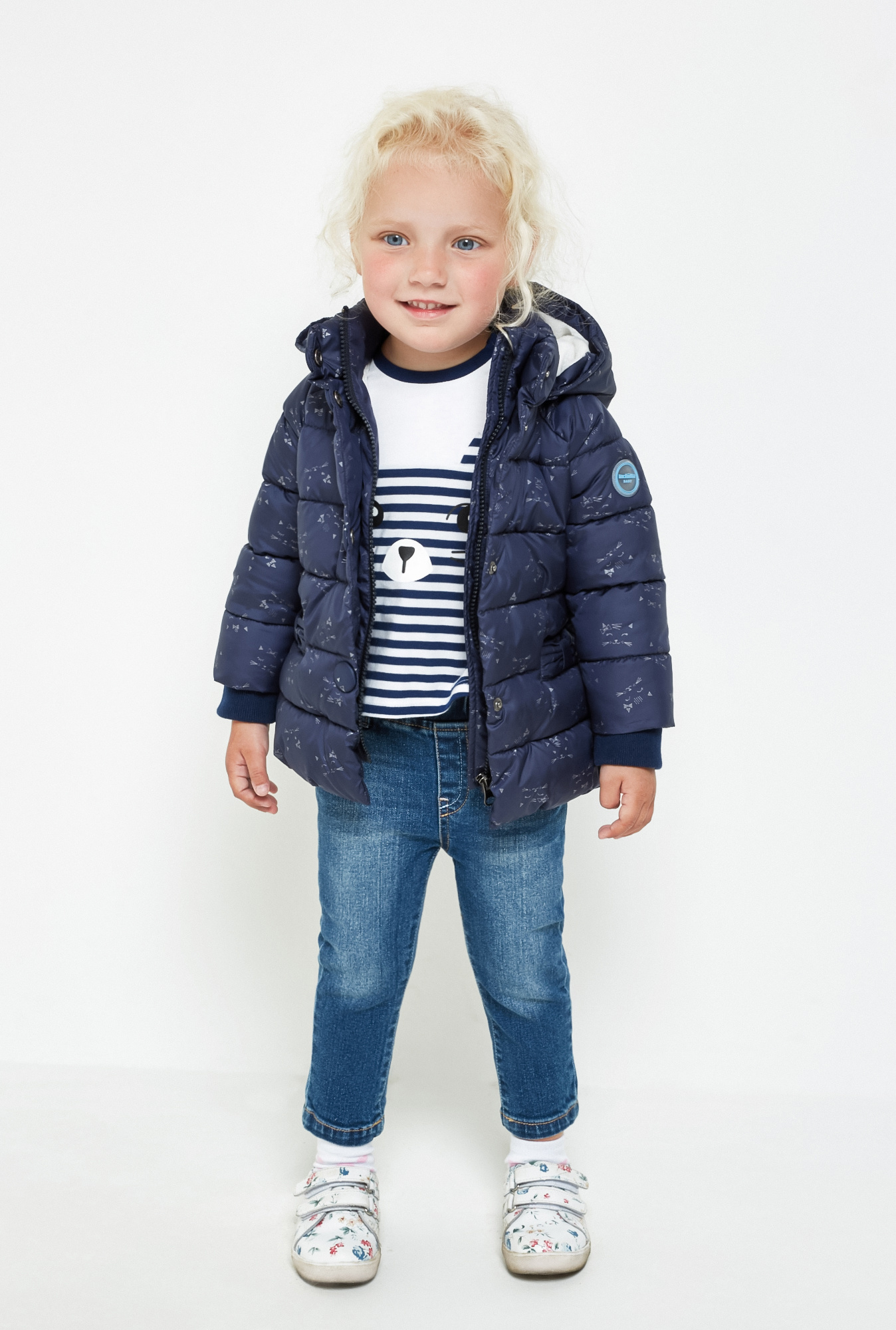Acoola Kids Куртка для девочек платье overmoon by acoola overmoon by acoola ov003eguci55